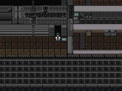 A Blurred Line Escena del juego 2