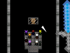 Alter A.I.L.A. Genesis para RPG Tsukuru 2003