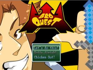 Bro Quest para RPG Maker 2000