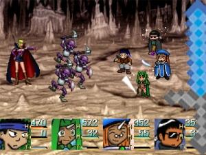 Legendary Legend para RPG Tsukuru 2003