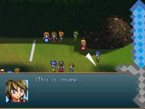 The Way EP 1 para RPG Tsukuru 2000
